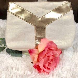 YSL makeup bag pouch